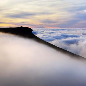 Corn Du Above the Clouds
